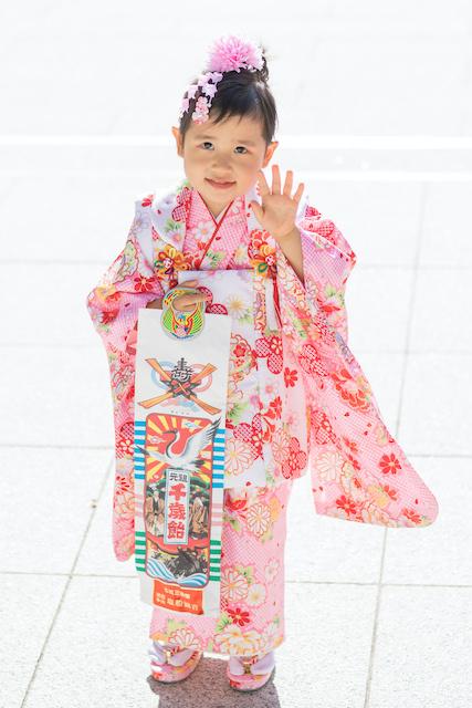 赤坂日枝神社 七五三 出張撮影 料金格安 土日可能 女性カメラマン こども