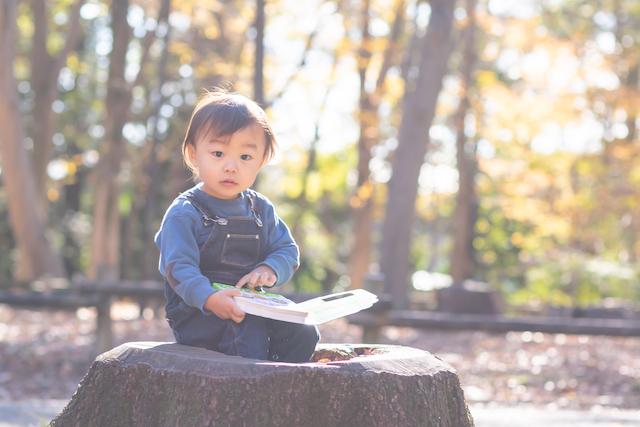 東京 公園撮影 井の頭公園 誕生日 女性カメラマン