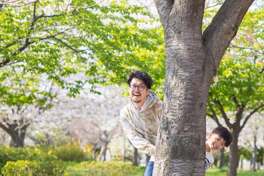 東京都 大島小松川公園 出張撮影