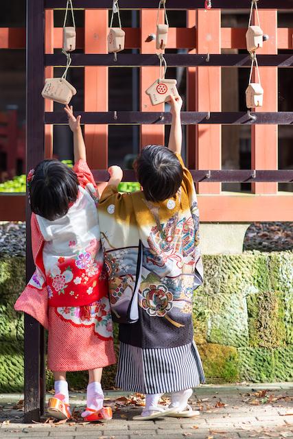 七五三 出張撮影 家族写真 カメラマン 料金安い 豊島区 鬼子母神堂