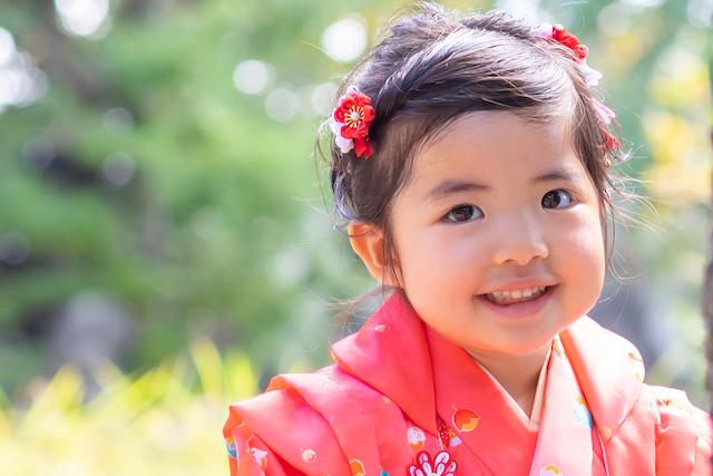 石神井氷川神社で3歳女の子の七五三☆撮影レポート(東京・練馬区)