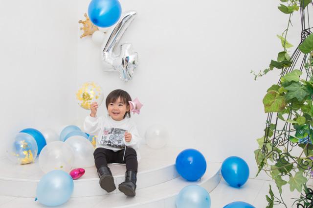 スタジオ撮影、誕生日写真、成長記録、家族写真