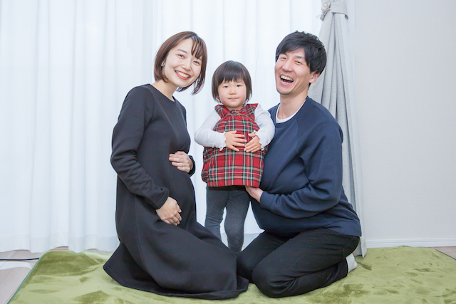 東京都 出張撮影カメラマン マタニティフォト 家族写真
