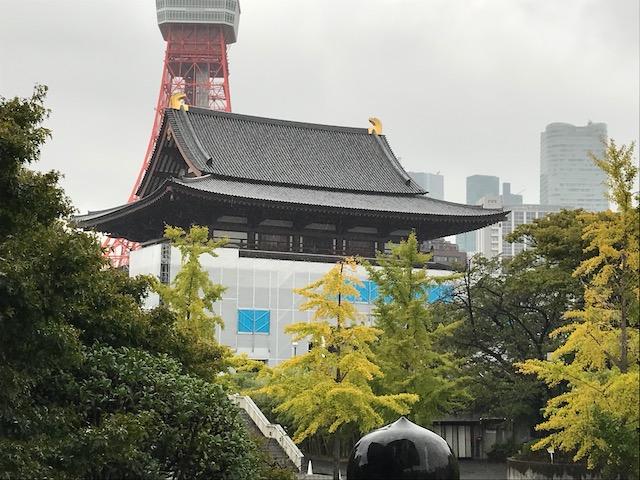 東京 出張撮影 七五三撮影 港区 増上寺