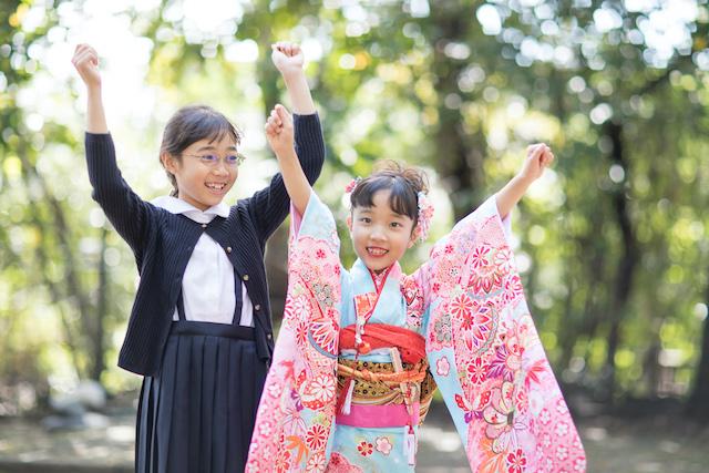 東京 練馬区 神社 出張撮影 料金格安 カメラマン 家族写真 七五三