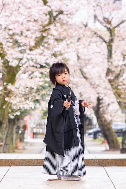 豊島区 池袋 法明寺 七五三 出張撮影 料金格安 こども 延期可能