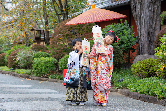 七五三 出張撮影 家族写真 カメラマン 料金安い 港区 増上寺 とうふやうかい