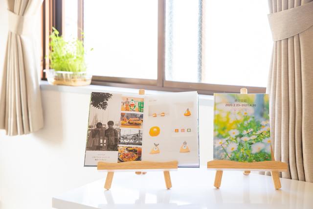 七五三・お宮参りの思い出にフォトブックが人気です^^