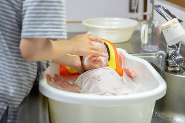 新生児 乳児 お家フォト 東京 練馬区 光が丘 生後1ヶ月 お宮参り 出張撮影