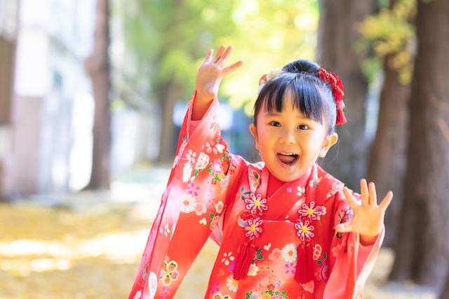 東京 練馬区 光が丘 出張撮影 七五三 子供