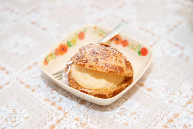 おいしいシュークリームをいただきました♡おだふじ(練馬区・大泉学園)