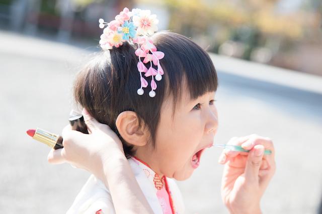 東京 出張撮影 七五三 子供 練馬区