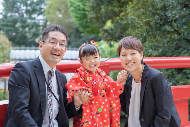 東京 出張撮影 女性カメラマン 七五三 こども