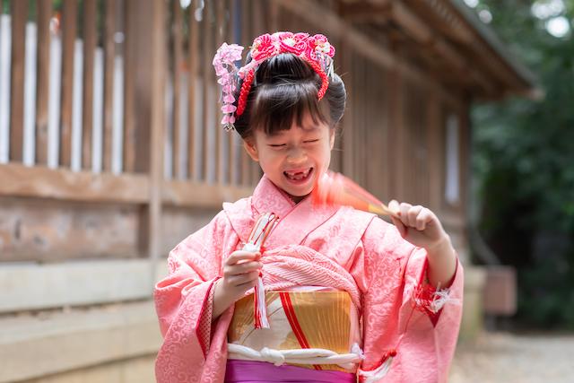 東京 練馬区 出張撮影 出張カメラマン 七五三 7歳女の子 女性カメラマン お得