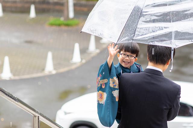 出張撮影 七五三 港区 増上寺 5歳七五三 東京