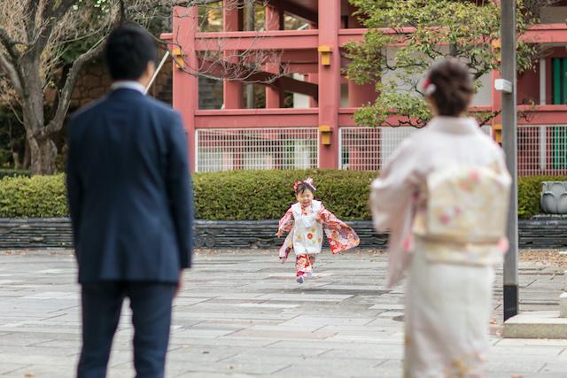 東京 出張撮影 料金格安 カメラマン 家族写真 七五三