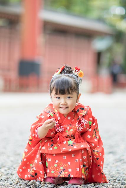 出張撮影 七五三 東京 家族写真 女性カメラマン