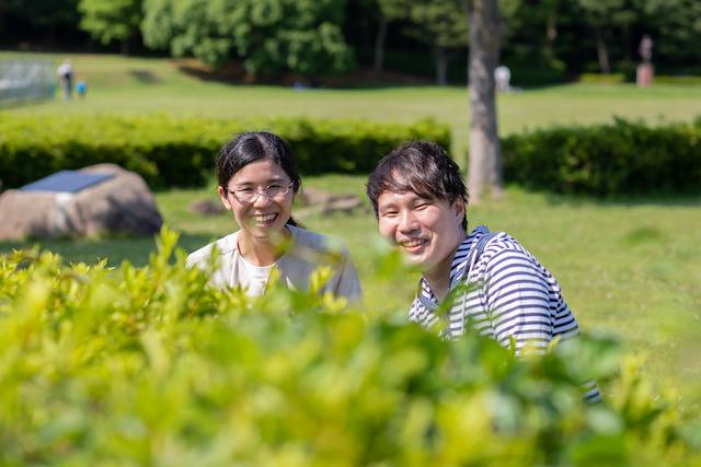 練馬 出張撮影 家族写真 記念写真 写真館 公園フォト