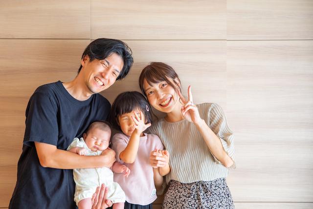 出張撮影 カメラマン 東京 家族撮影 おうち撮影