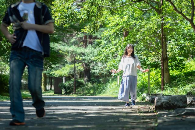 東京 練馬区 光が丘 出張撮影 出張カメラマン 家族写真 料金安い お得 プロフィール撮影 四季の香公園