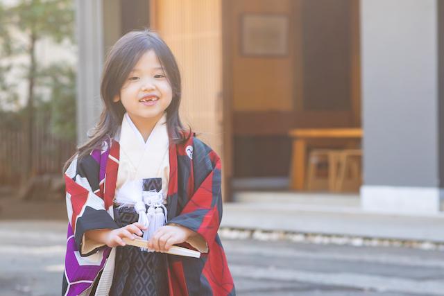 東京 板橋区 城山熊野神社 七五三 出張撮影