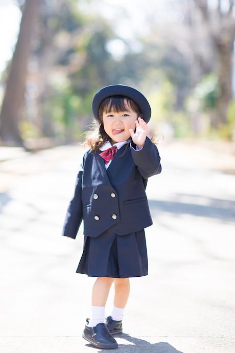 大宮氷川神社、入園写真、家族写真、埼玉県
