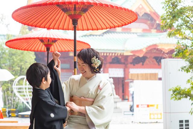 七五三 神田明神 出張撮影 子供 家族写真 女性カメラマン 料金 安い