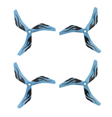 Azure power prop 5045 POLESTAR BLUE (Polycarbonate Glass Fiber)