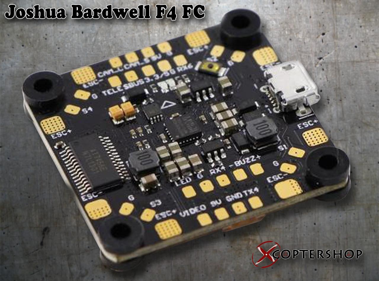 Joshua Bardwell F4 Flightcontroller