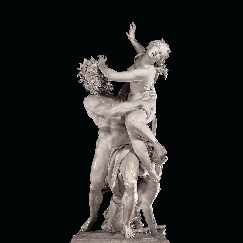 El rapto de Proserpina