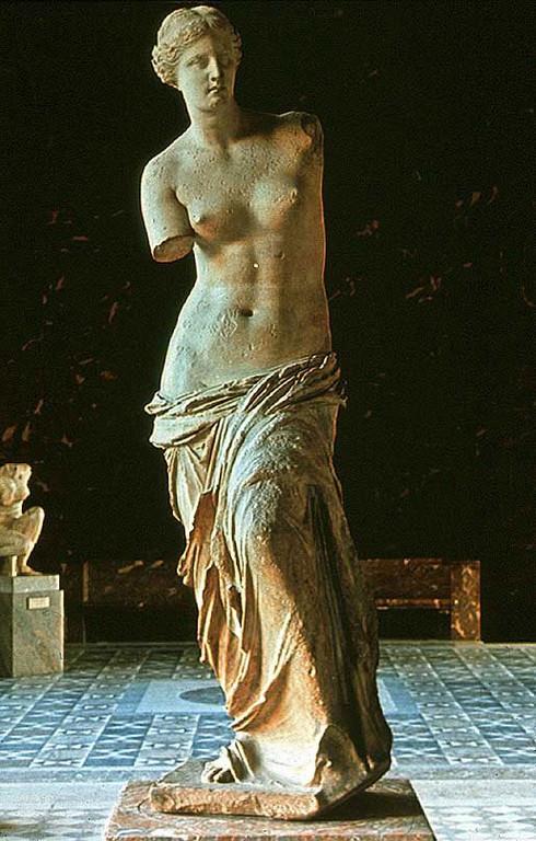 La Venus de Miló
