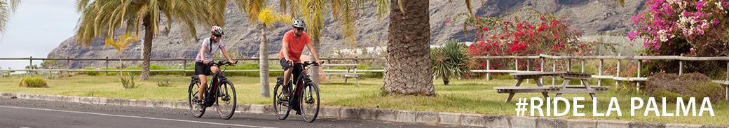 GIANT Anytour E-Bike La Palma