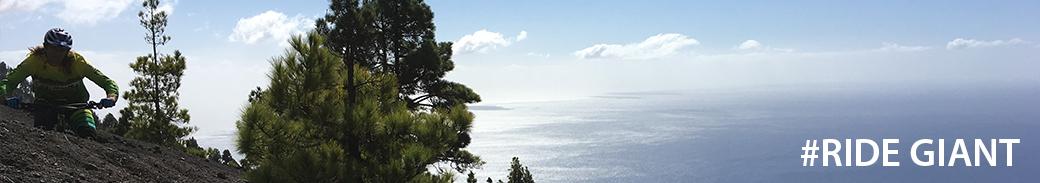 MTB La Palma Gruppenreise