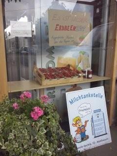 Erdbeeren Bechtle Hof