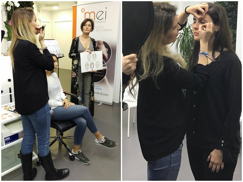 Beauty party en la clinica de medicina estética de Pozuelo de Alarcon Mei Madrid
