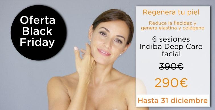radiofrecuencia indiba deep care oferta black friday