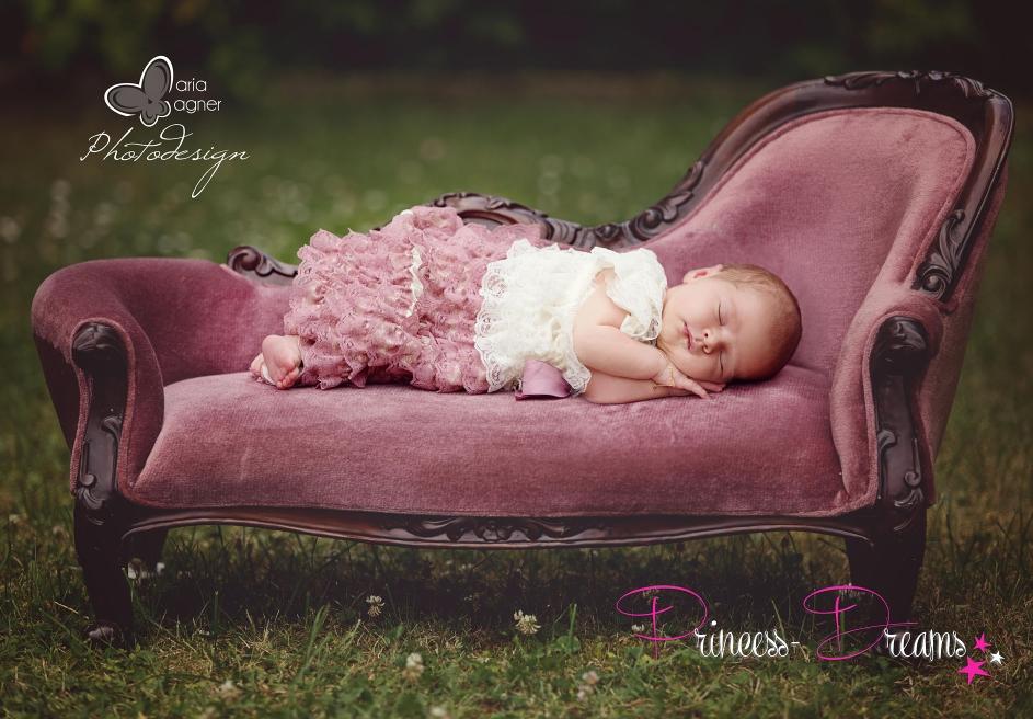 Rüschen Kleid für Fotoshooting, Taufe, Geburtstag, Hochzeit Baby Kleid Sommer