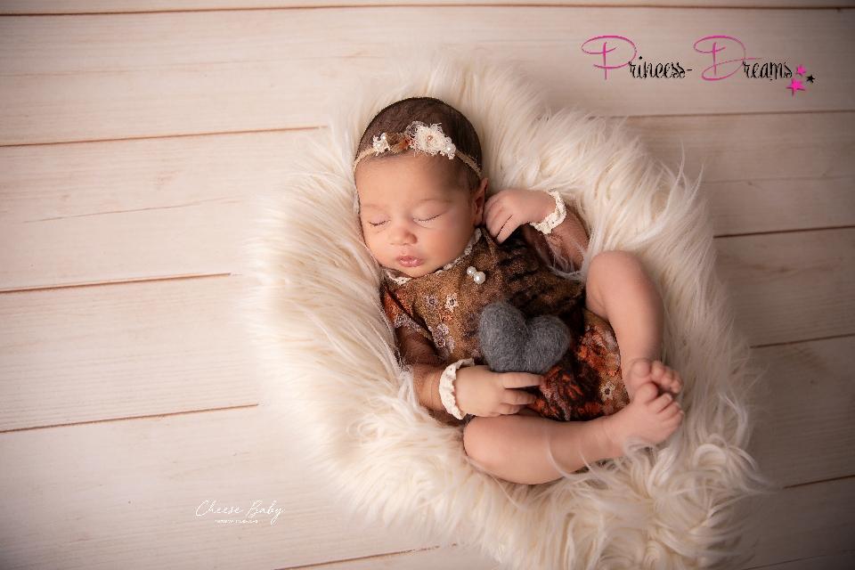Neugeborenen Set Mädchen Outfit Body Romper Baby Outfit für Fotografie Babyshooting Kleidung