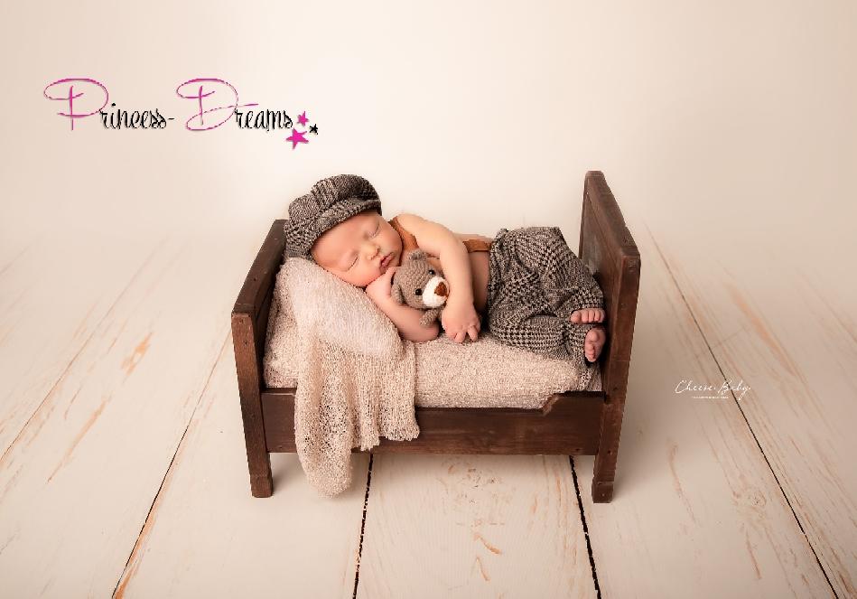 Neugeborenen Outfit Junge, Baby outfit Kleidung für das Fotoshooting