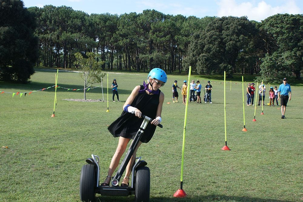 gyropode Segway Alsace - incentive, team-building, séminaire