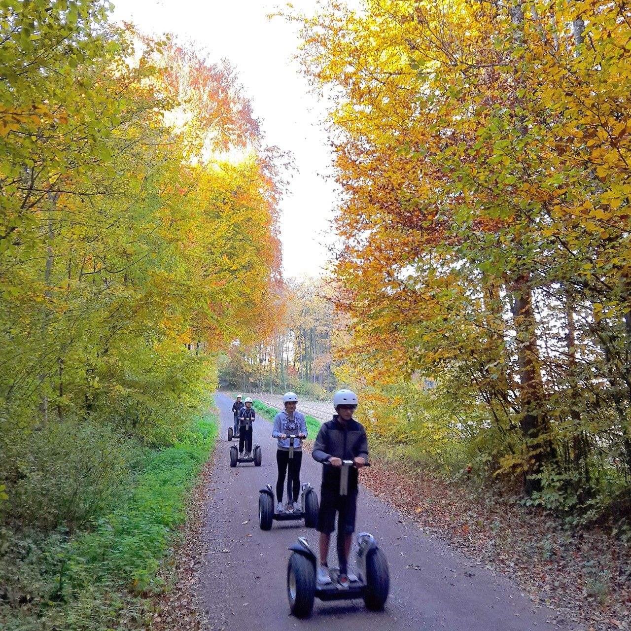 FUN MOVING GYROPODE SEGWAY EN ALSACE - Sundgau