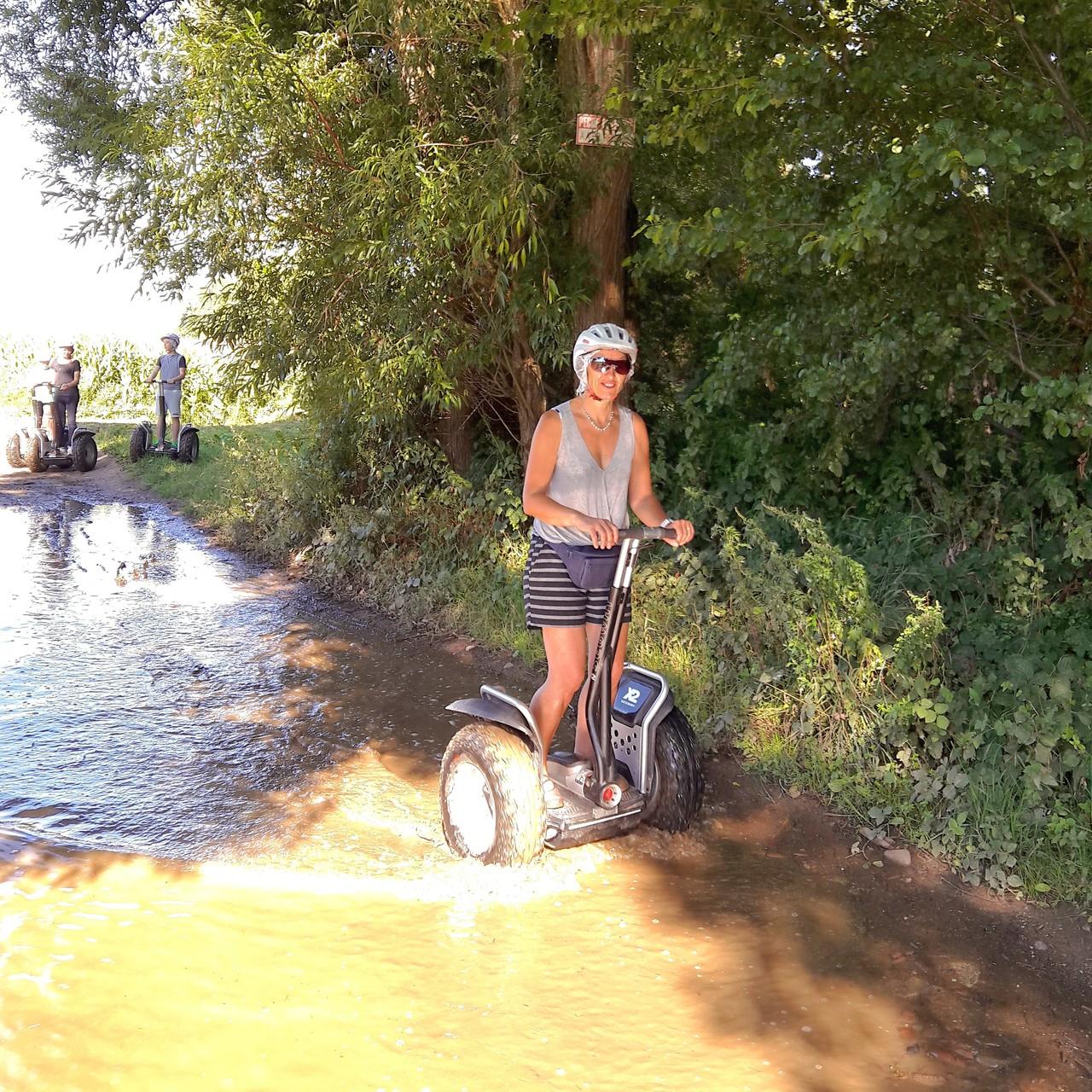 FUN MOVING GYROPODE SEGWAY EN ALSACE - Mulhouse