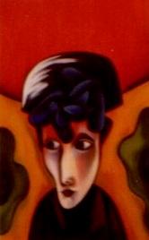 Kopf eines Jungen  1979