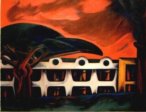 Hotel auf Ischia  1974    108 x 84