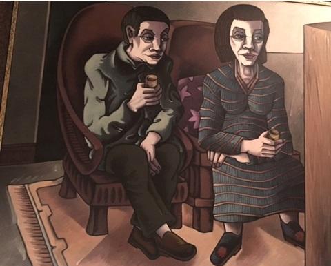 Die Eltern  1984    141 x 121