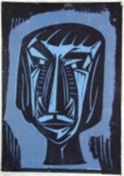 Jünger I  1966  55 x 63    Platte Vorhanden