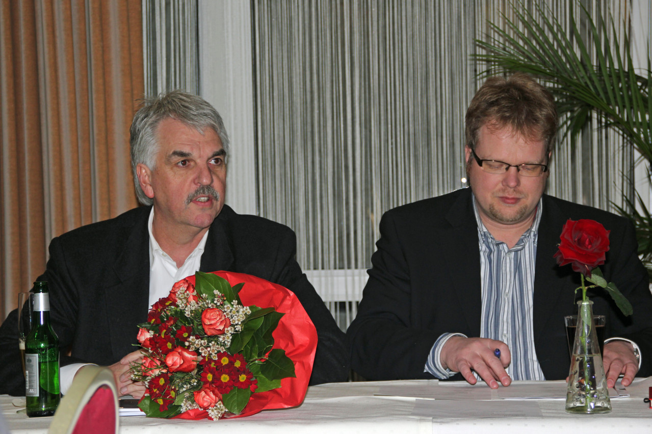Holger berichtet von den ersten Stunden in Hannover
