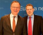 Stephan Weil und Nils Hindersmann