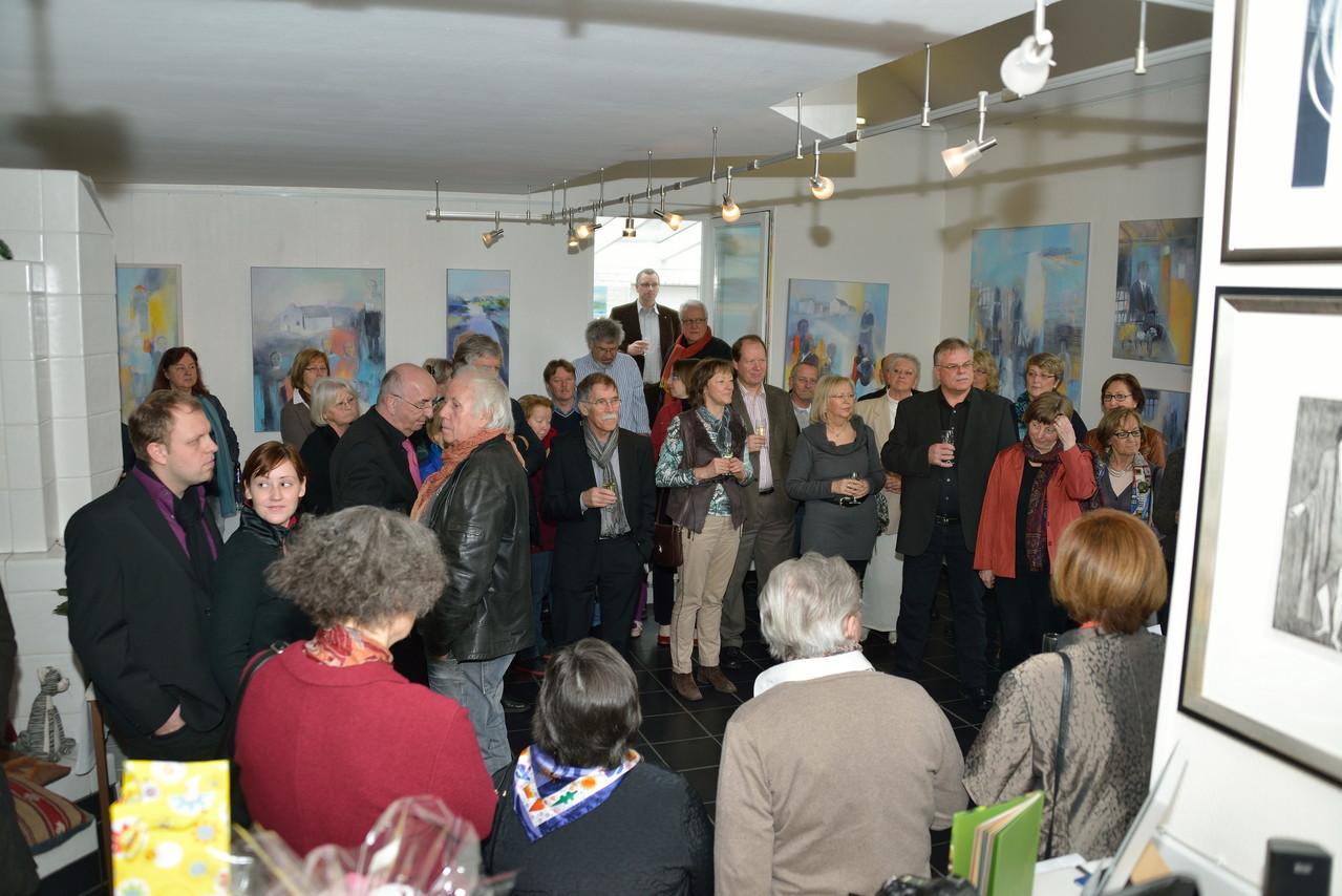 August Sander zu Gast... Ausstellung am 17.4.2013