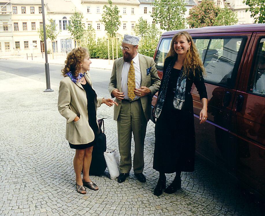 Ulla Höpken, Ernst Fuchs, Birgit Pieszek